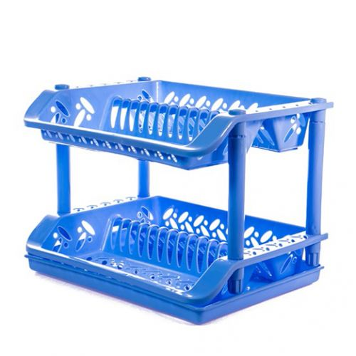 Dish-Drainer-Double-Decker