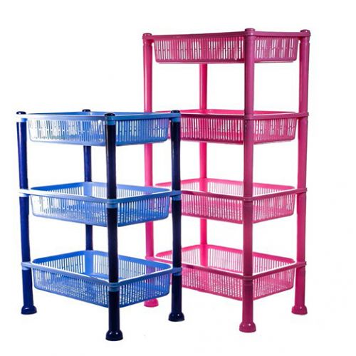 Square-Trolley-3-and-4-Tier-(With-Pipe)